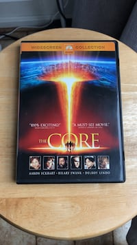The Core DVD Movie Laurel