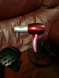 Used- Pro Beauty Professio al Hair Dryer 557 km