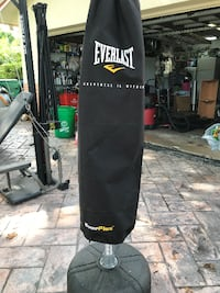 Everlast flex Punching bag Coral Springs