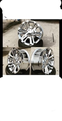 GMC CAdillac Chevy or Ford wheels any size  Warren, 48092
