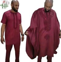 African traditional wedding clothes