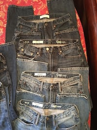 assorted-color denim bottoms lot Conroe, 77306