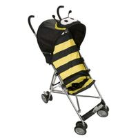 baby's yellow and black stroller Bound Brook, 08805