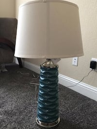Brand new table lamps - set of 2