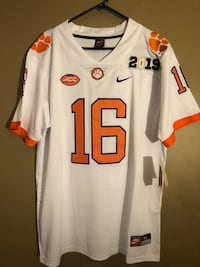 National Champs Clemson Tigers QB  Birmingham, 35235