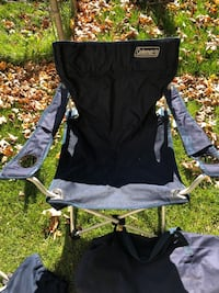 2 Blue Camping Chairs Elkhart, 46516