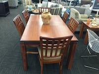 7 Piece Dining Set Norfolk, 23502
