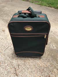 Carry on suitcase 13x21x7 inc, with wheels, Pierre Cardin Lafayette, 70503