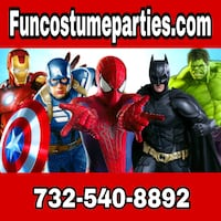 Fun children's party entertainment Rahway