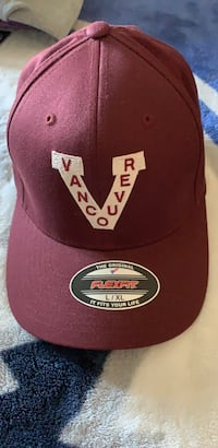 Vancouver Millionaires L/XL Stretch New Hat New Westminster, V3M 2N2