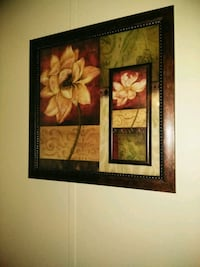 Wood framed picture Pickens, 29671