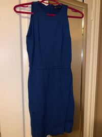 Blue Dress from Forever 21 561 km
