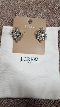 NEW J. CREW earrings