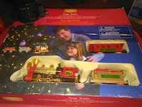 Holiday Living  Tree Train