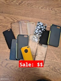 assorted-color iPhone cases Los Angeles, 90036