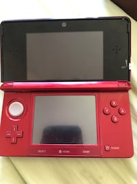 Red and black nintendo 3ds Edmonton, T5A 3R4