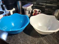 Bowls and dishes Surrey, V3R 5L3