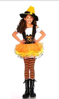 Candy corn Witch costume  Las Vegas, 89110