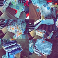 toddler's assorted clothes Lubbock, 79407