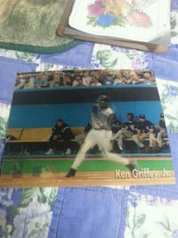 Ken griffey jr holigraph