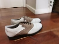 Footjoy MyJoys Golf Shoes Sz 9 Spikeless Golf Shoes with Case Ellicott City