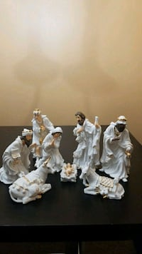 Christmas Nativity Figurines  Woodbridge, 22192