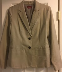 Merona Tan Blazer – (Never Worn) Woodbridge