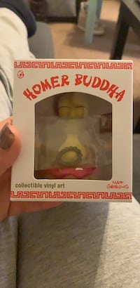 Toy collectible homer buddha Los Angeles, 90038
