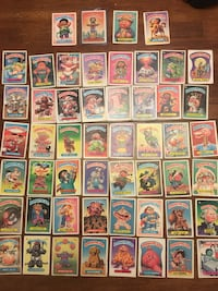Garbage Pail Kids 52 card Lot 1985-1987 Cocoa, 32926