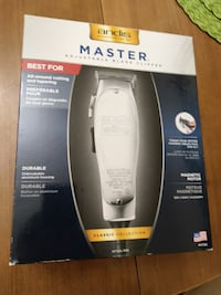 ANDIS MASTER Clipper PRO Metal Vaughan
