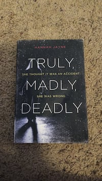 Truly, Madly, Deadly by Hannah Jane Killeen, 76543