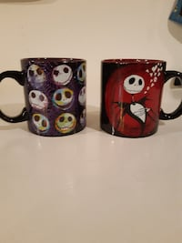 Jack the Pumpkin King Mugs Brampton