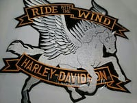 black and white Harley-Davidson Motorcycles wall d