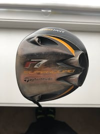 Taylormade Golf Clubs Incl Driver and Hybrids