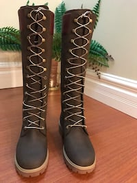 TIMBERLAND knee high boots  Mississauga, L5V 2Y8
