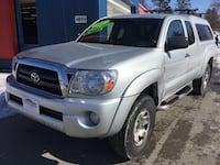 2007 Toyota Tacoma 4WD Access V6 MT GUARANTEED CREDIT APPROVAL!
