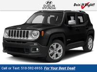2017 Jeep Renegade Limited Dublin, 94568