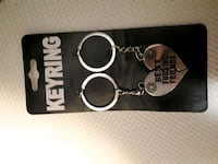 Best F@#$ friends keychain. Thorold