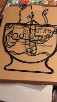cafe wire wall decor for kitchen Rockville, 20853