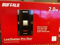 Buffalo Nas Storage Linkstation Pro Duo Bethesda, 20814