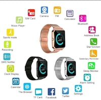 Reloj smart watch de metal  Fuenlabrada, 28941
