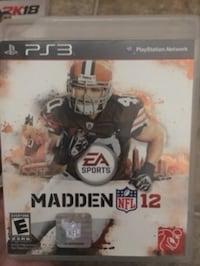 NFL Madden 12 PS3