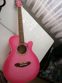 Gypsy rose guitar