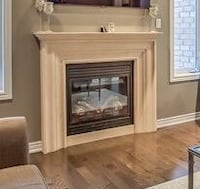Fireplace insert and mantle Vaughan, L6A