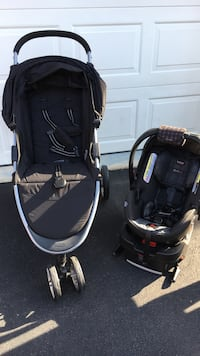 Baby's Britain black travel system Purcellville, 20132