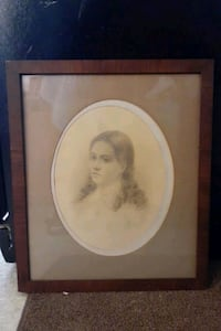 "17""×19"" Vintage PENCIL Drawing  Milwaukee, 53225"