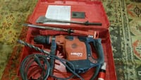 red and black Hilti power drill Fort Mill, 29715
