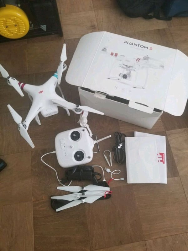 Phantom 3 standard drone works great ed90f85b-c4d2-449c-8341-9fd7ffd1c782