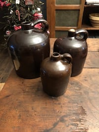 3 Antique Jugs Mount Wolf, 17347