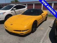 2004 Chevrolet Corvette Base Springdale, 72762